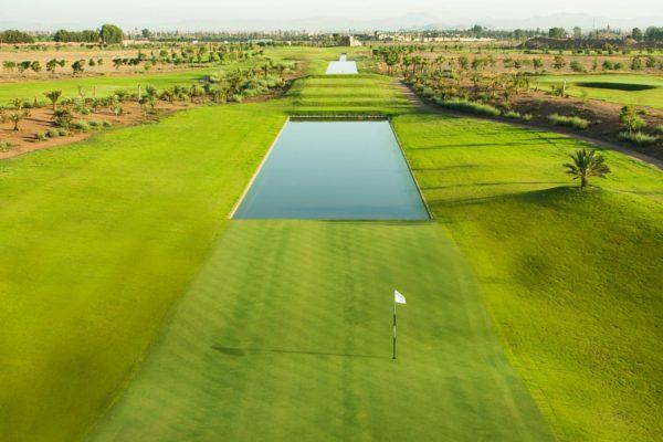 marrakech golf february