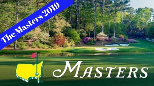 golf masters 2019